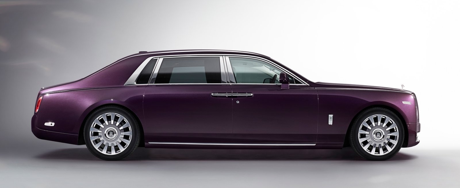 Rolls-Royce Phantom 2018