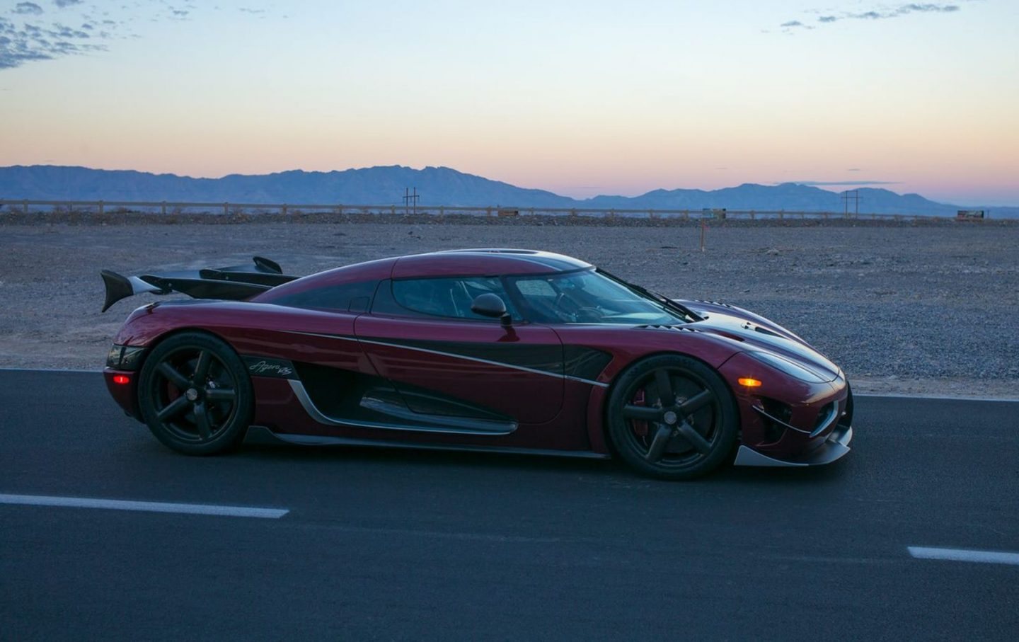 Koenigsegg Agera RS speed record 2017