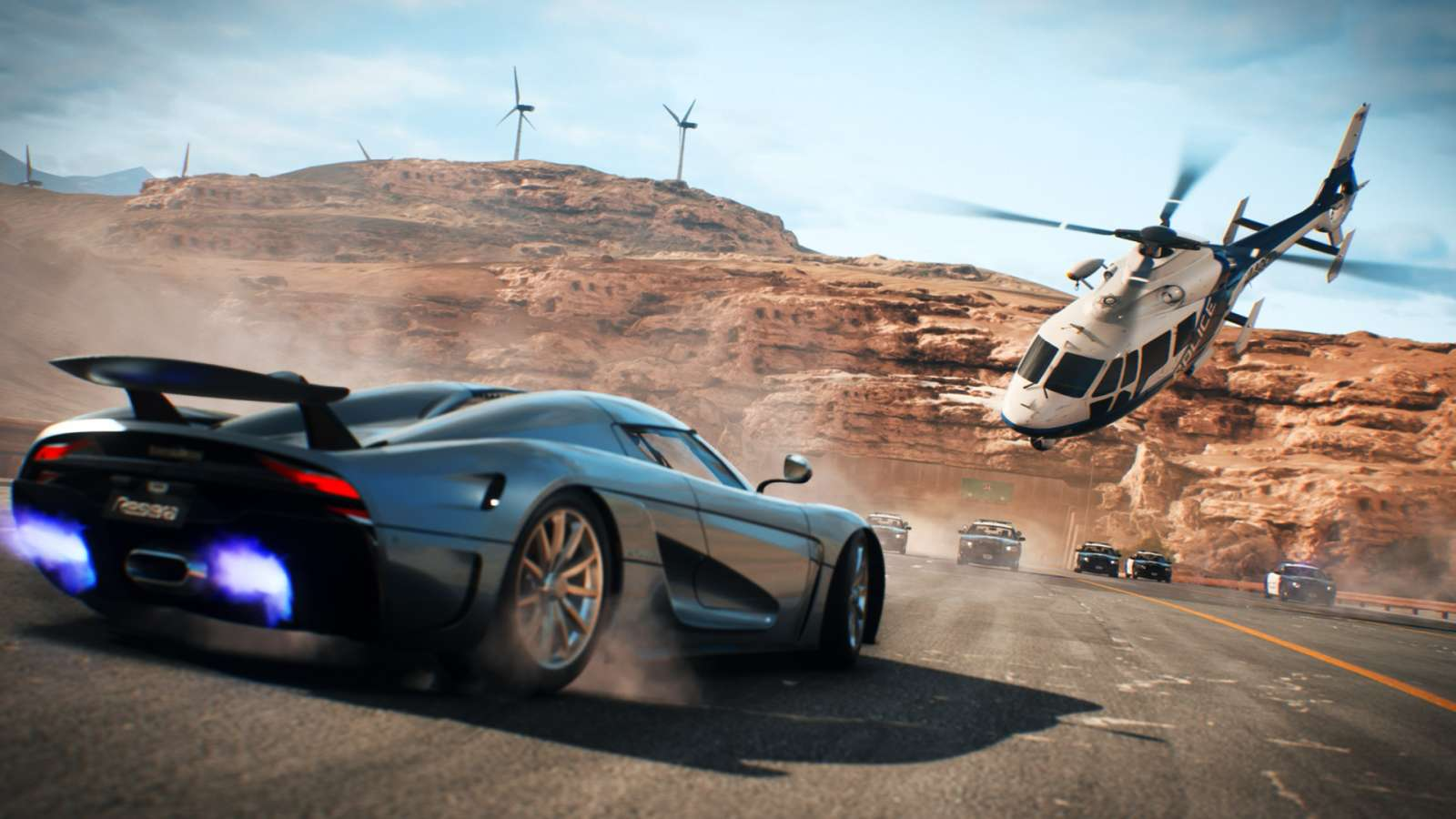 Need For Speed Payback - Gamereview