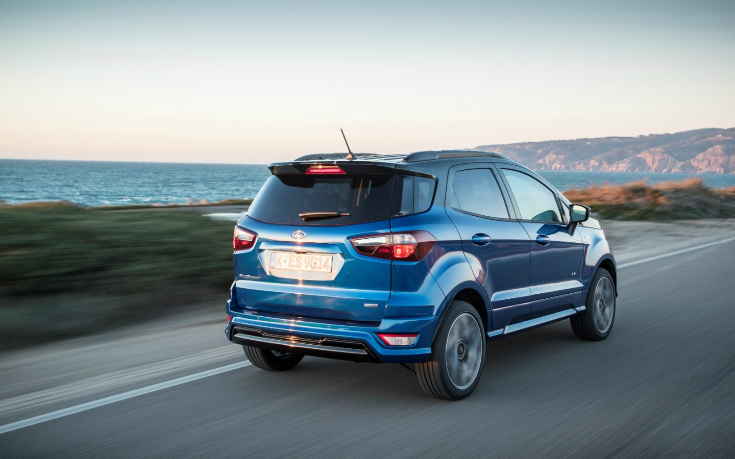 autotest ford ecosport