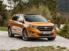 2016 Ford Edge EU
