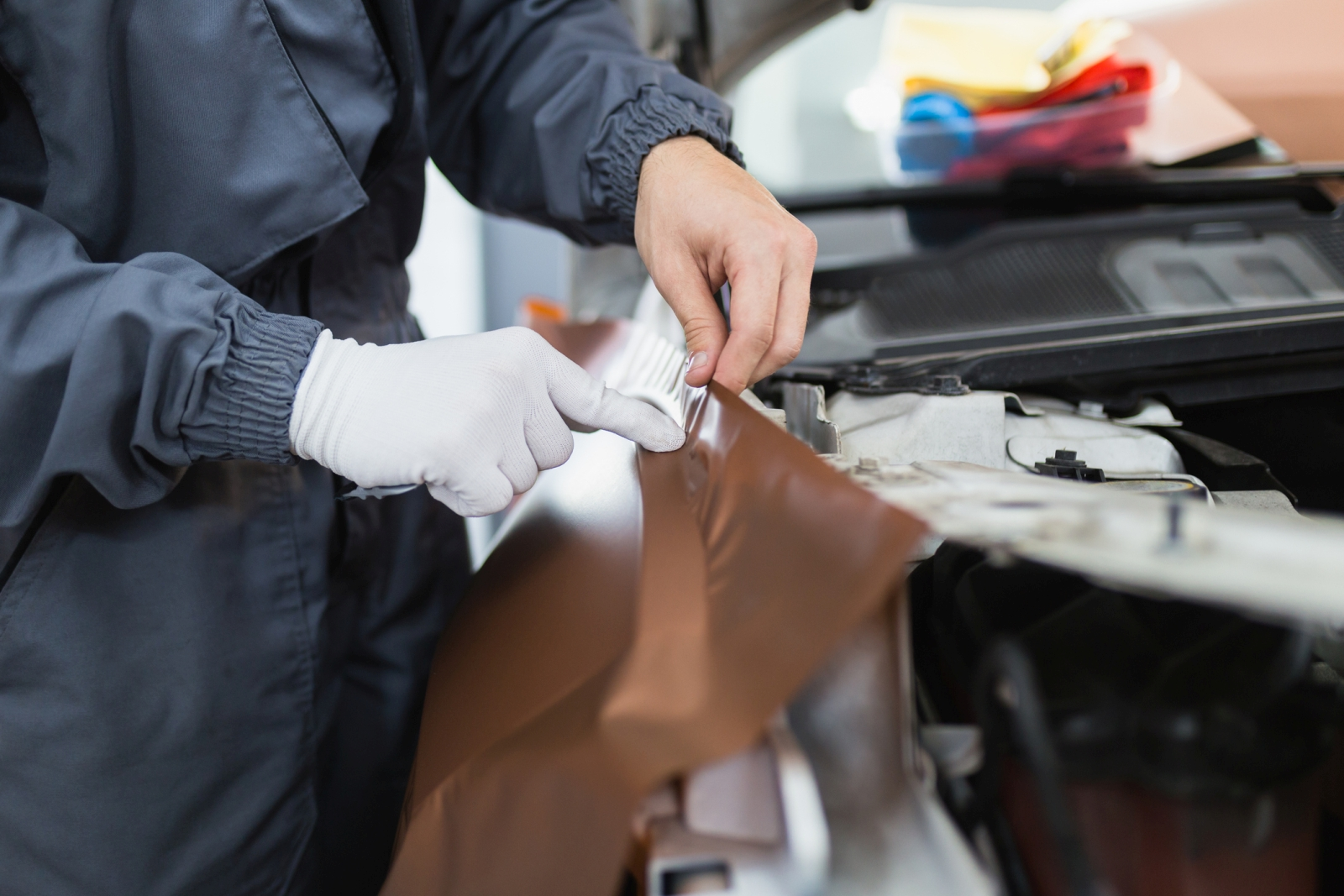 Auto wrappen - car wrapping