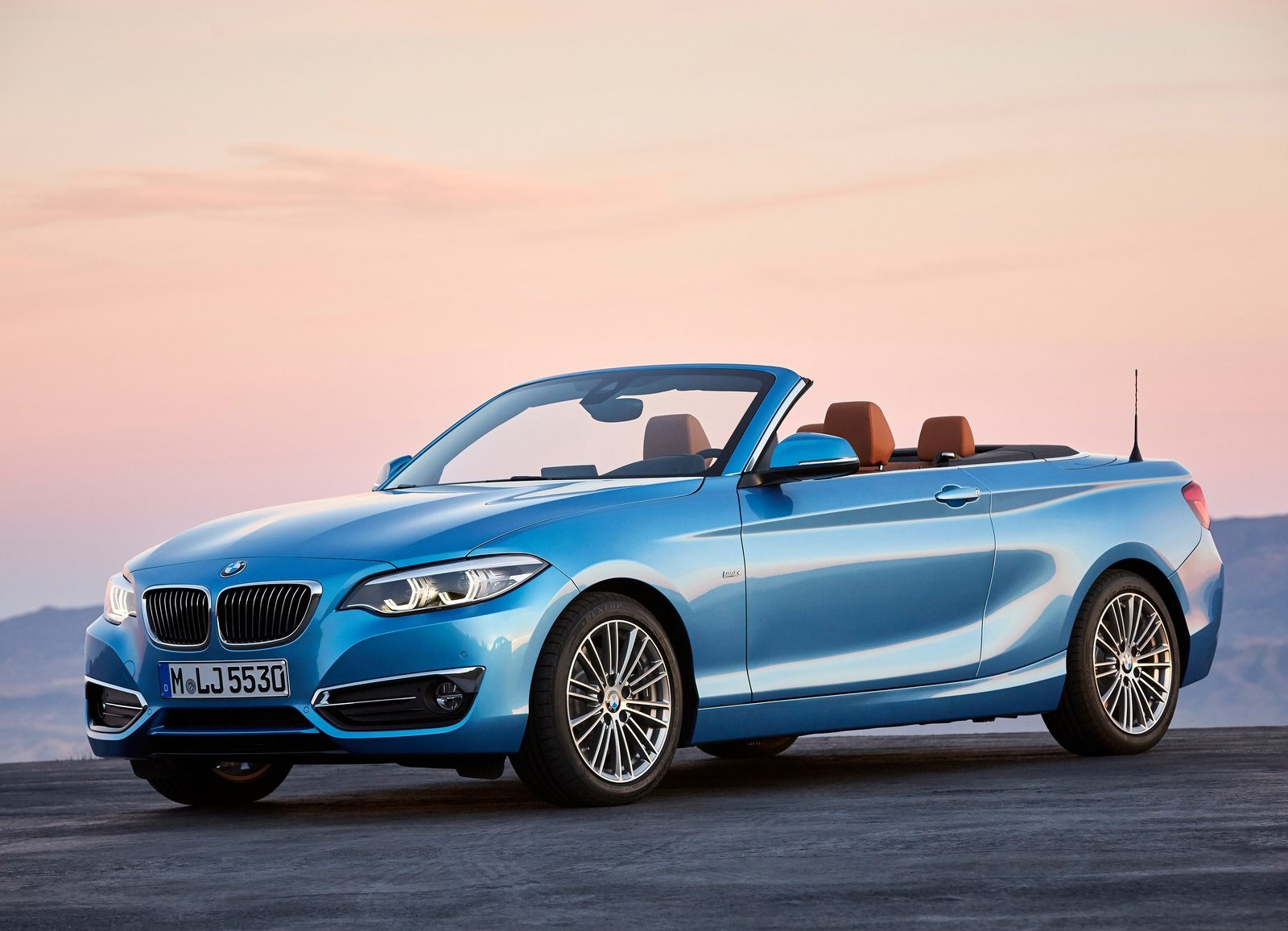 bmw 2 serie coup en cabriolet opgefrist. Black Bedroom Furniture Sets. Home Design Ideas