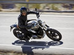 Test - BMW R nine T Scrambler