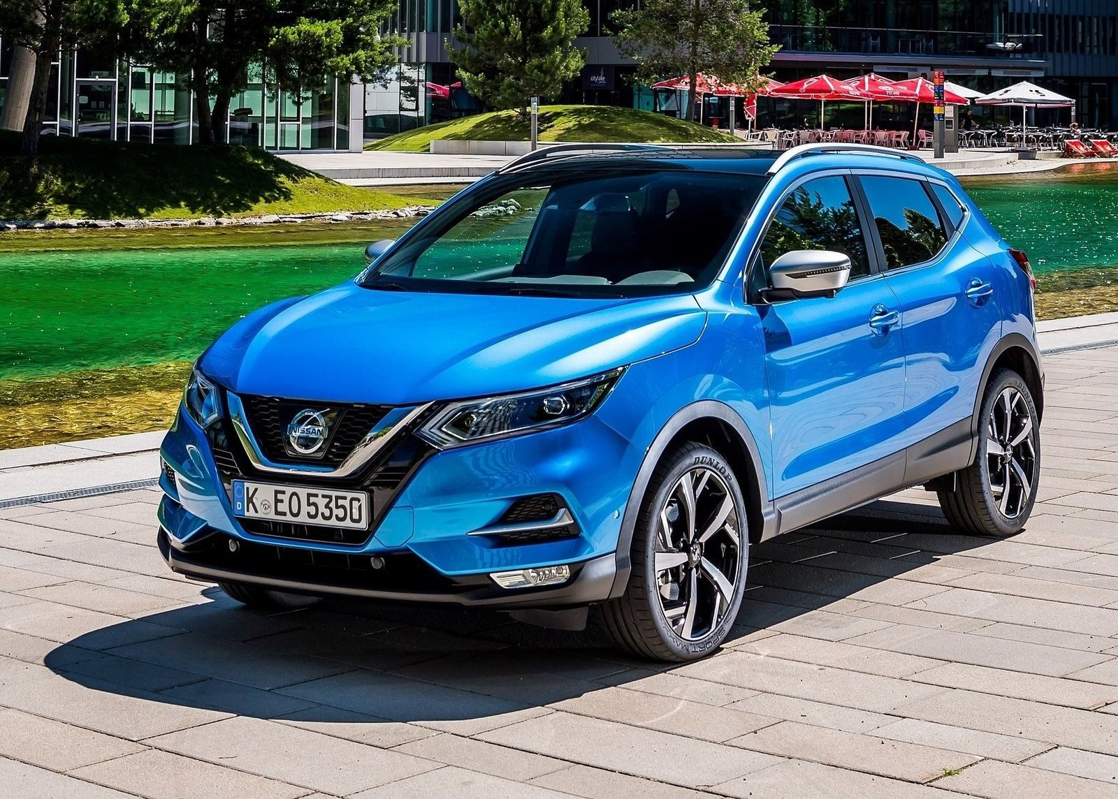 autotest vernieuwde nissan qashqai 2017 crossover. Black Bedroom Furniture Sets. Home Design Ideas