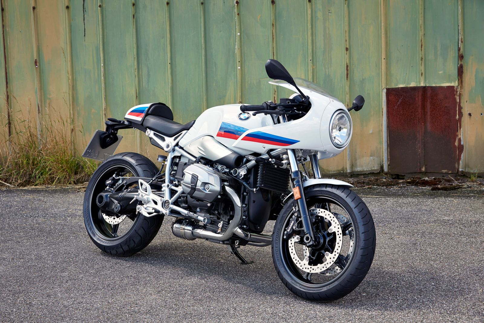 Test - BMW R nine T Racer