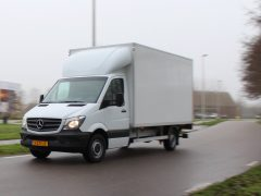 Mercedes-Benz Sprinter 2017 - Autotest - AutoRAI.nl