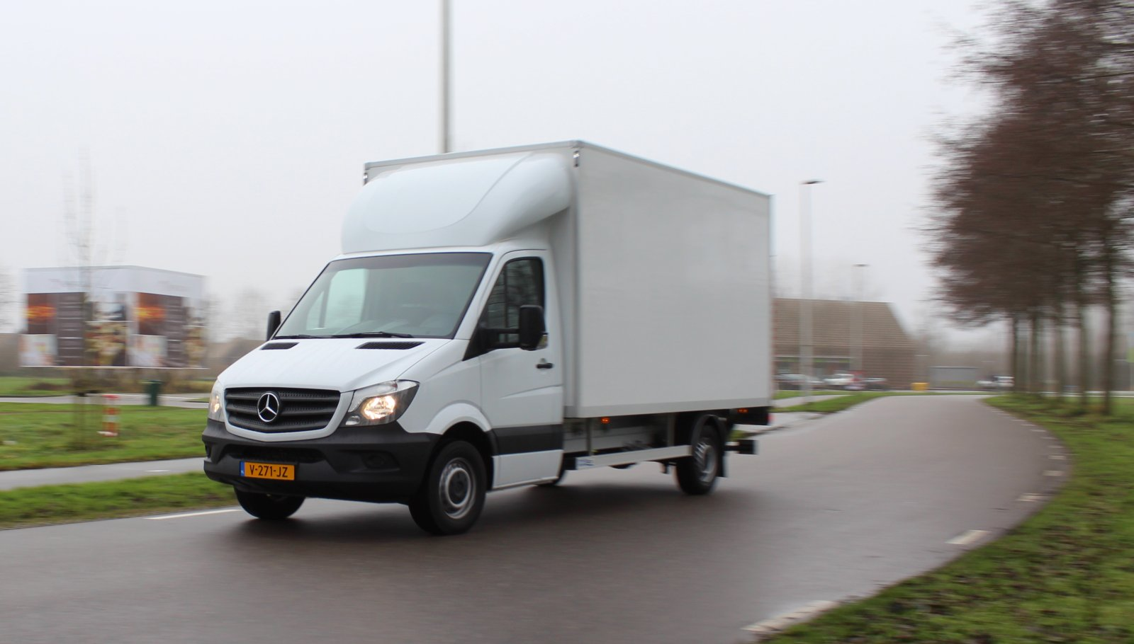 autotest mercedes benz sprinter 316cdi 2017. Black Bedroom Furniture Sets. Home Design Ideas