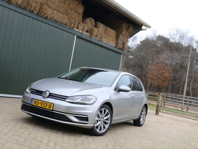 Test Volkswagen Golf 1.5 TSI