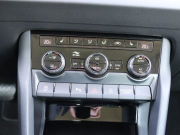 Complete climate control.