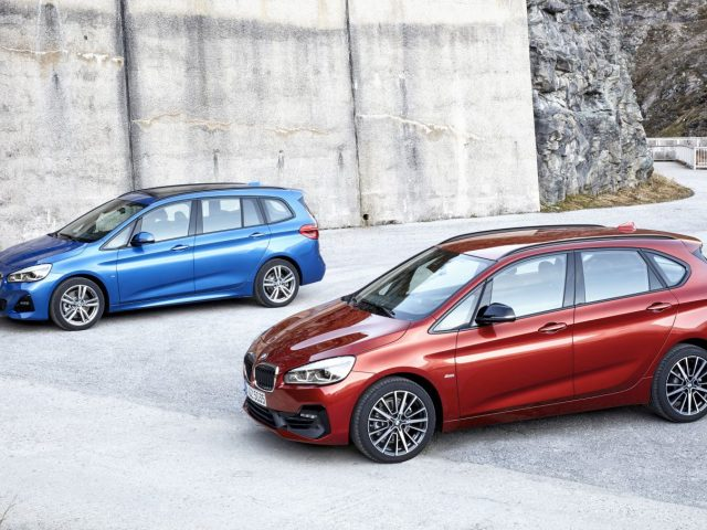 2018 BMW 2 Serie Active Tourer