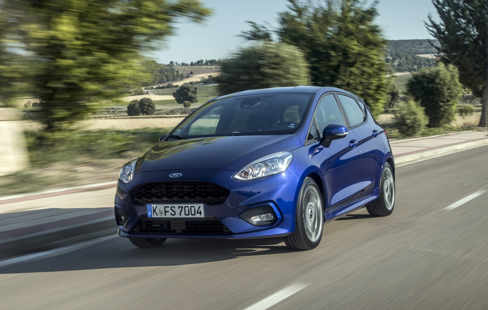 prijzen ford fiesta st line en vignale. Black Bedroom Furniture Sets. Home Design Ideas