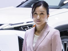 Chika Kako, Lexus UX Chief Engineer