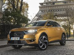 DS 7 Crossback - Autotest - Review - AutoRAI.nl - 2017