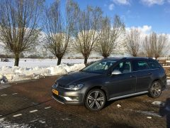 Test Volkswagen Golf Alltrack