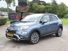 Autotest Fiat 500X Cross