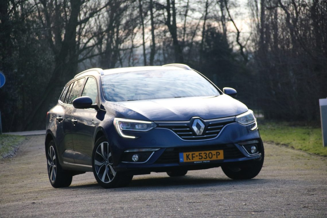 Renault Megane Estate 2017