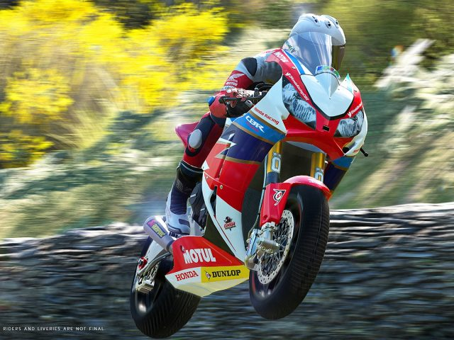 TT Isle of Man game