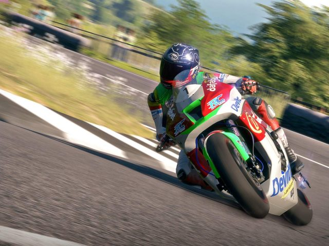 TT Isle of Man Ride on the Edge - Gamereview