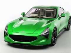 TVR Griffith 2018 - Green