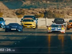 Video Ford Performance circuit