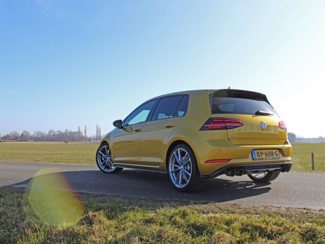 Volkswagen Golf R Performance Upgrades 2018