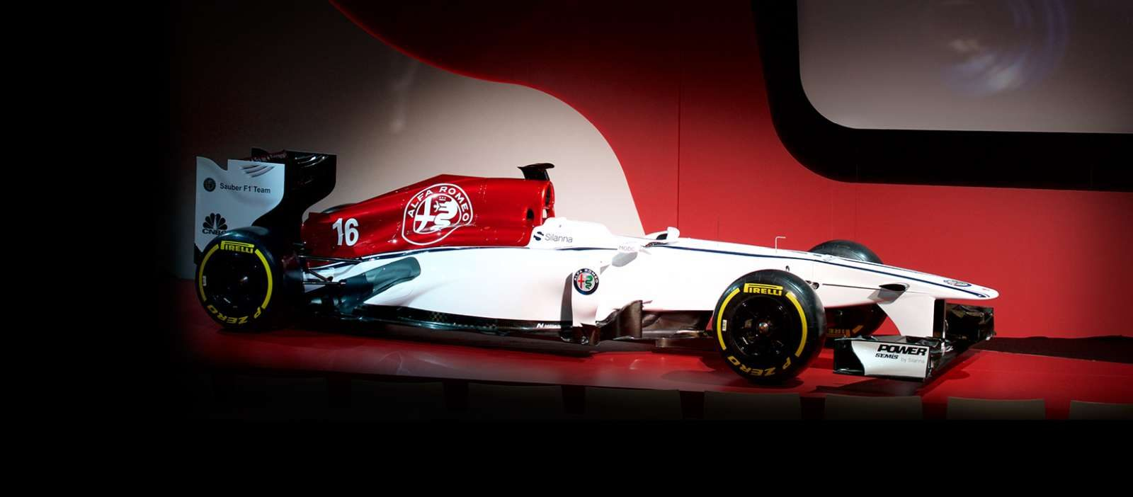alfa romeo sauber f1 team dit wordt de kleurstelling. Black Bedroom Furniture Sets. Home Design Ideas