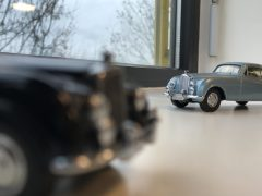 AutoRAI in Miniatuur: 1955 Bentley R-type Continental van Dinky Collection