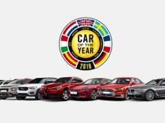 Car of the Year 2018 - Finalisten