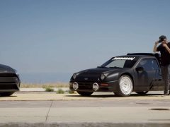 Ford RS200 Ken Block