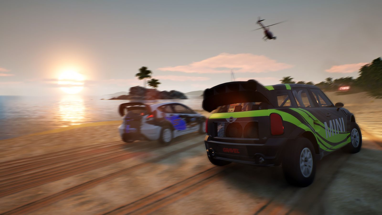 Review - Gravel - Playstation 4
