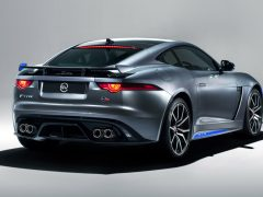 Jaguar F-TYPE SVR met Graphic Pack