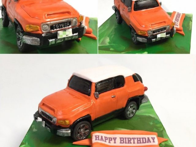 mcakes japan toyota fj cruiser