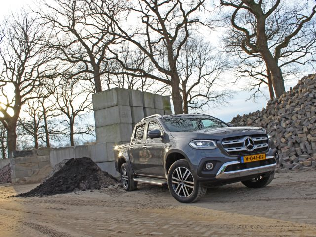 Mercedes-Benz X-Klasse (2018) - Autotest X250d 4Matic