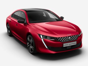 Peugeot 508 First Edition