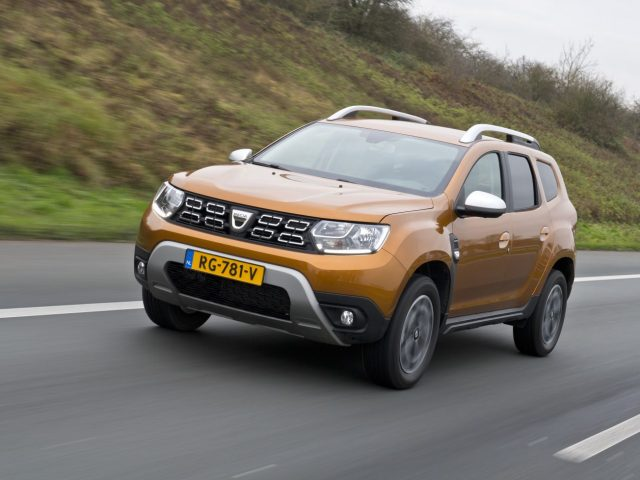 autotest dacia duster 2018. Black Bedroom Furniture Sets. Home Design Ideas