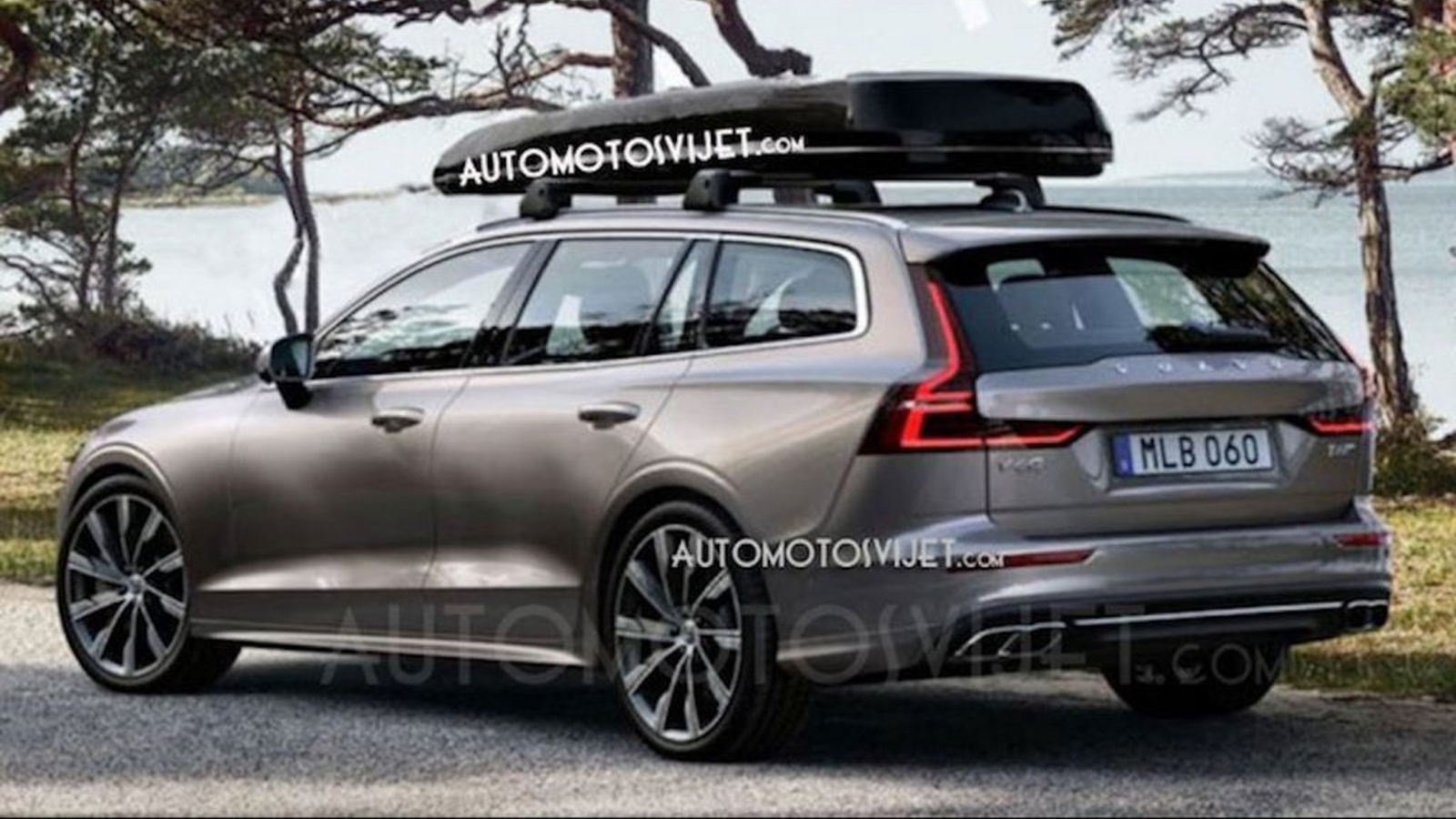 de nieuwe volvo v60 lijkt sterk op v90. Black Bedroom Furniture Sets. Home Design Ideas