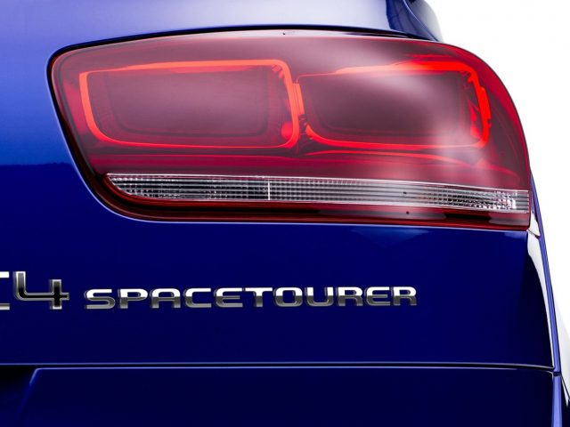 2018 Citroën C4 SpaceTourer