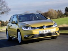 2018 Volkswagen Golf BlueMotion