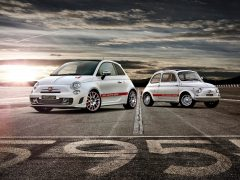 Abarth presenteert speciale 595 50th Anniversary 1