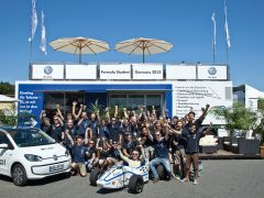 Formula Student Germany 2013