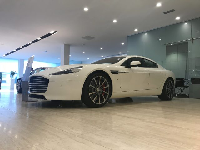 Aston Martin Rapide S Britain is Great Edition te koop bij Kroymans