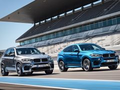 BMW X5 en X6 met M-Power