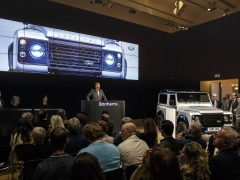 Land Rover Defender Bonhams 7