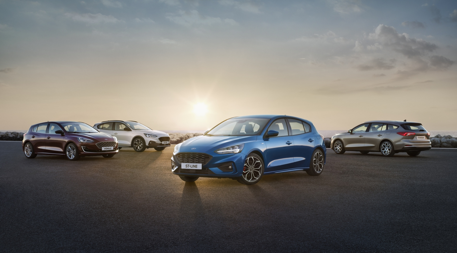 Ford Focus Family