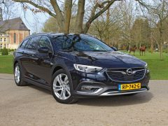 Opel Insignia Country Tourer (2018) - Autotest