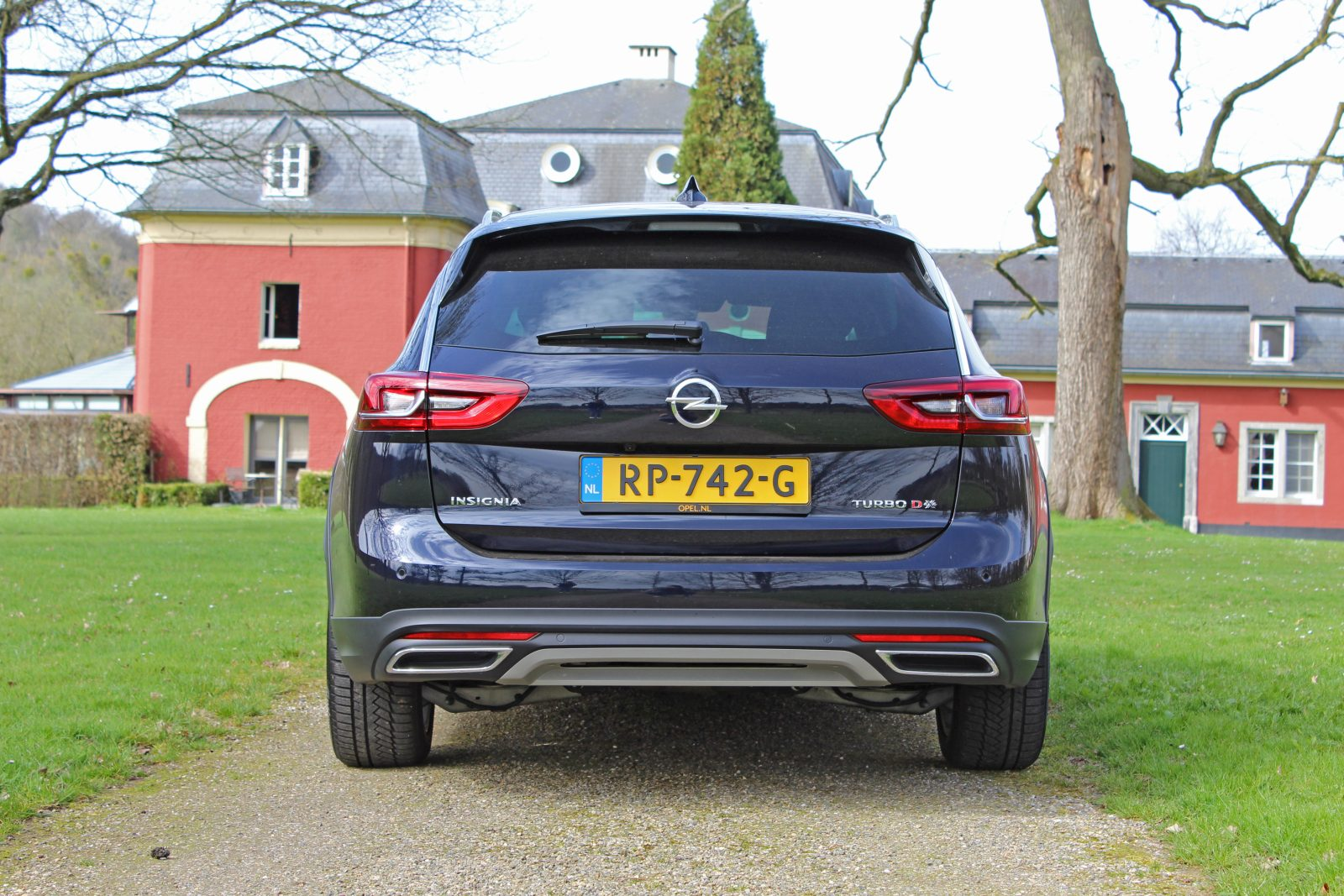 Autotest Opel Insignia Country Tourer 2018 Sports