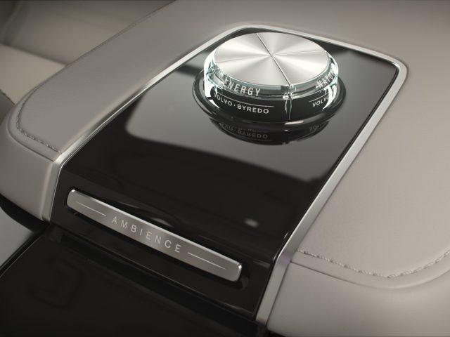 Volvo S90 Ambience Concept