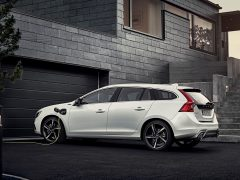 Volvo V60 D5 Twin Engine 2016 1