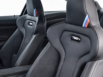 Alcantara - BMW M4 CS